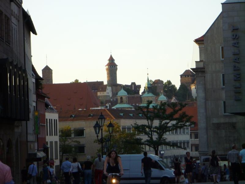 Blick über die City