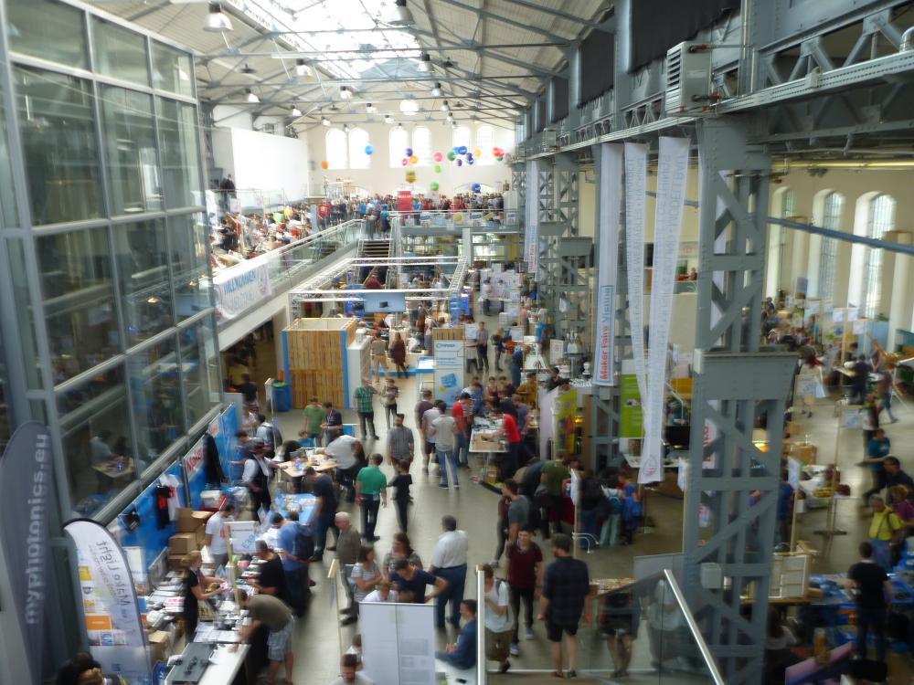 MakerFaire Vienna
