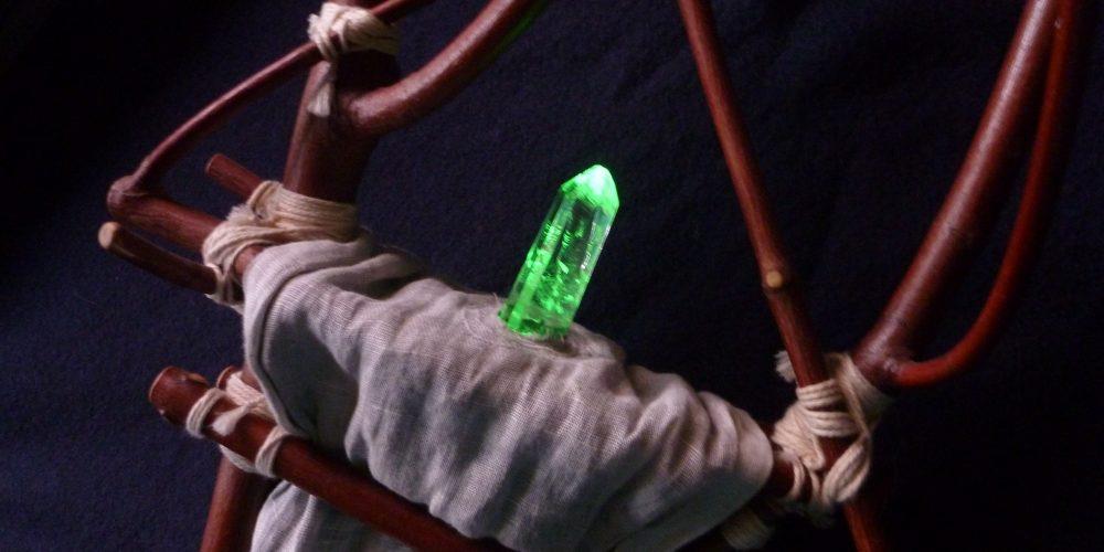 magischer crystal